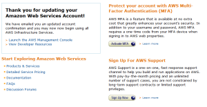Getting Started On AWS – Securely | the agile admin